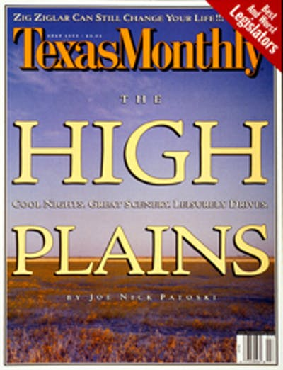 July 1999 Issue Cover