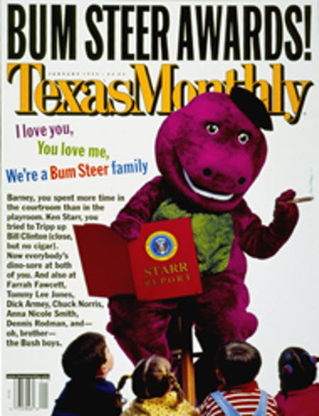 January 1999 issue cover