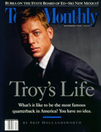 December 1998 Issue Cover