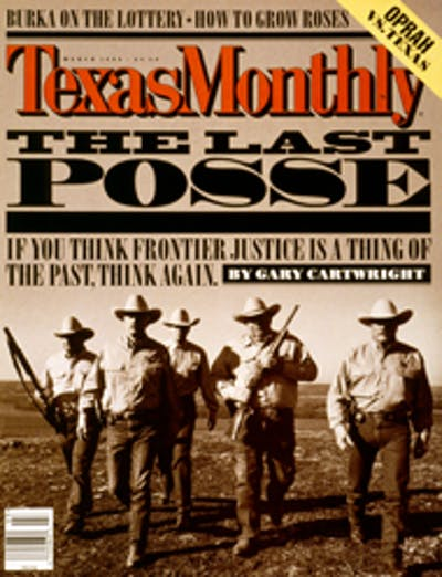 March 1998 Issue Cover
