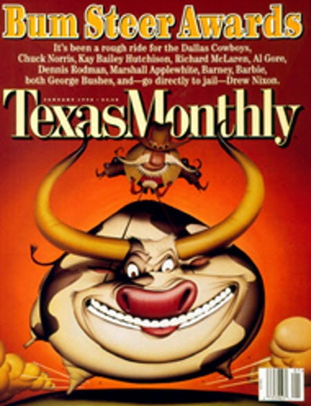 January 1998 issue cover