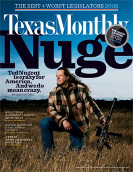 July 2009 issue cover
