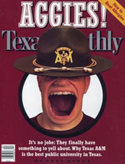 April 1997 Issue Cover