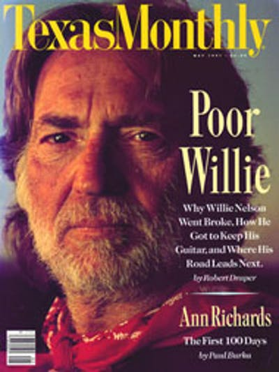 May 1991 Issue Cover