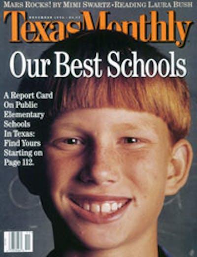 November 1996 Issue Cover