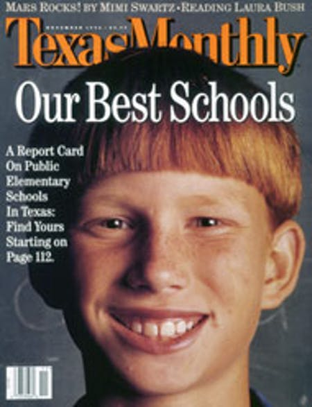 November 1996 issue cover