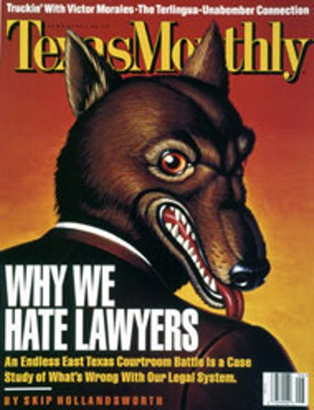 June 1996 issue cover