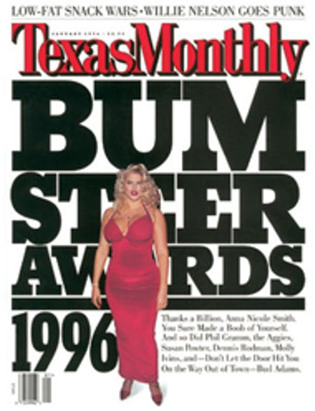 January 1996 issue cover