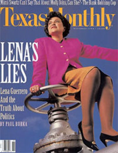 November 1992 Issue Cover
