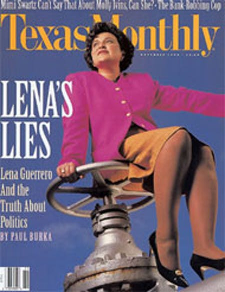 November 1992 issue cover