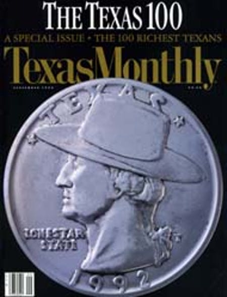 September 1992 issue cover
