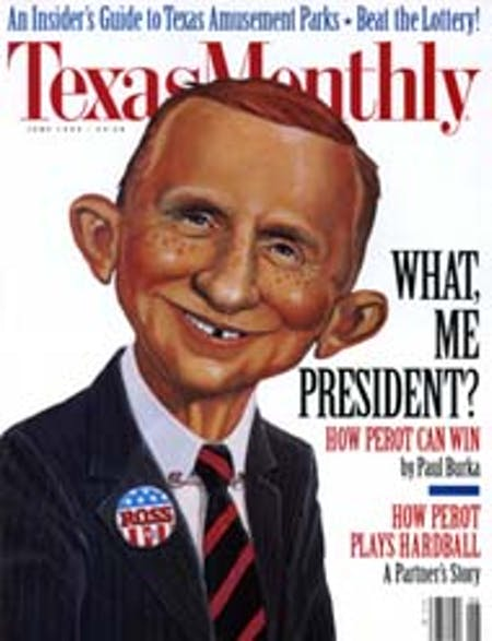 June 1992 issue cover