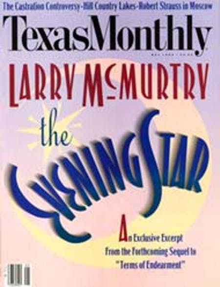 May 1992 issue cover