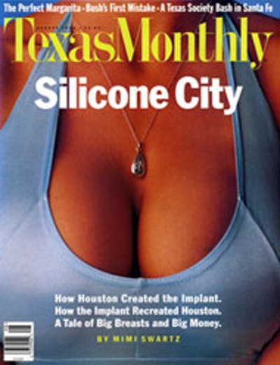 August 1995 Issue Cover