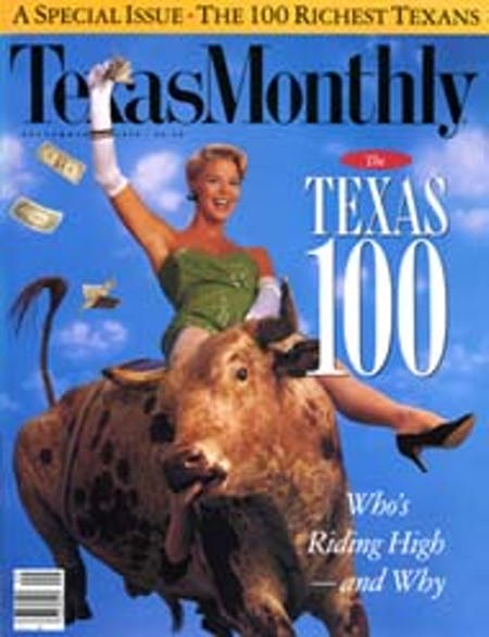 September 1990 issue cover