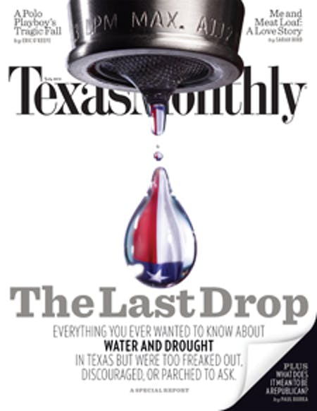 July 2012 issue cover