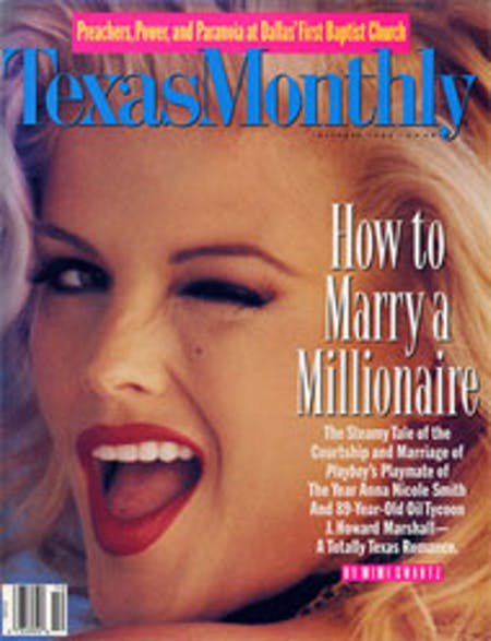 October 1994 issue cover