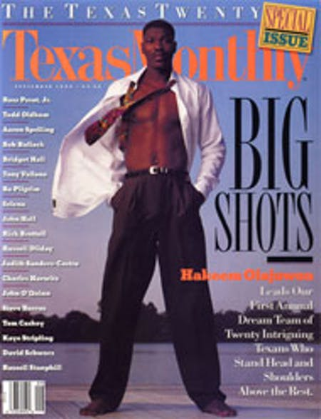 September 1994 issue cover