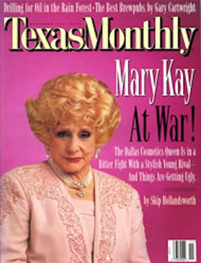 November 1995 Issue Cover