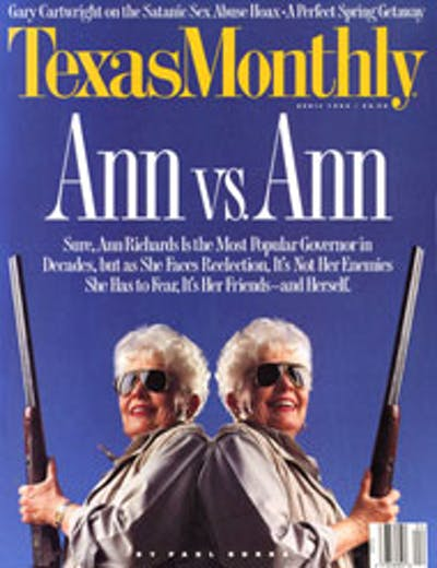 April 1994 Issue Cover