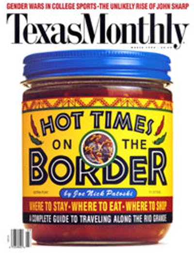 March 1994 Issue Cover