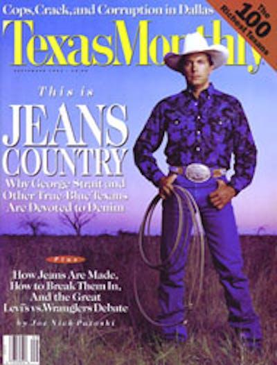 September 1993 Issue Cover