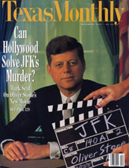 December 1991 issue cover