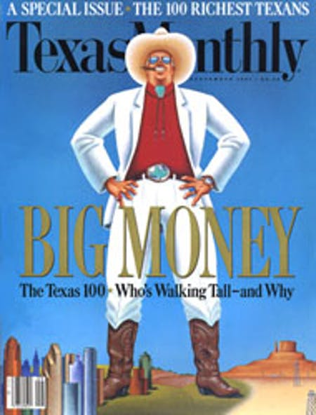 September 1991 issue cover