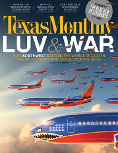 March 2012 Issue Cover