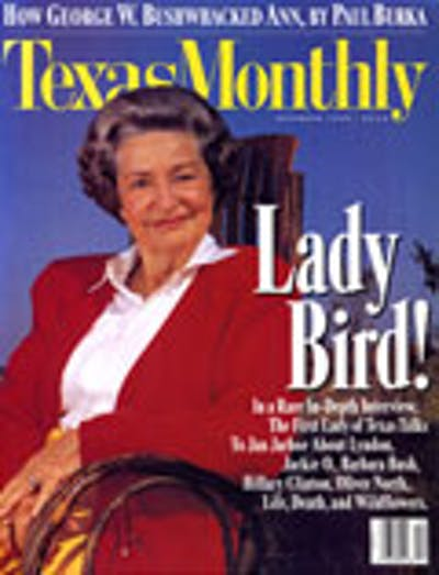 December 1994 Issue Cover