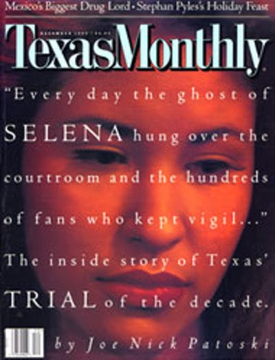 December 1995 Issue Cover