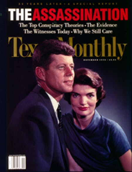 November 1998 issue cover