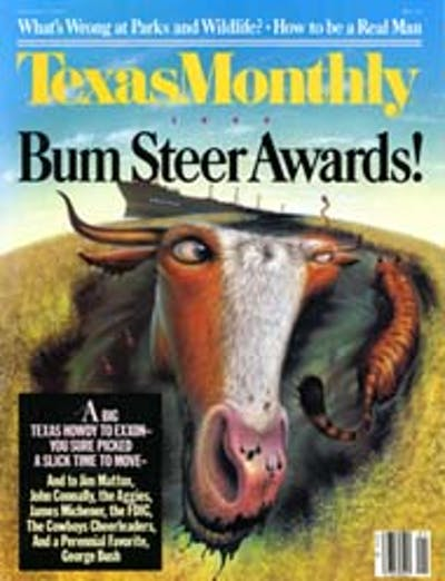 January 1990 Issue Cover