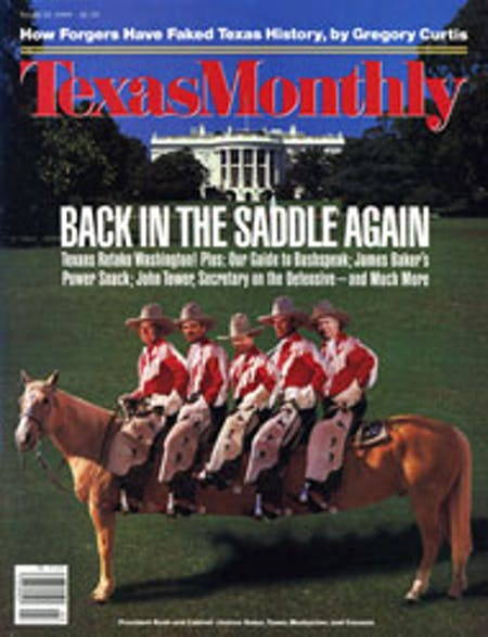 March 1989 issue cover
