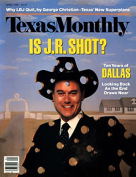 April 1988 issue cover