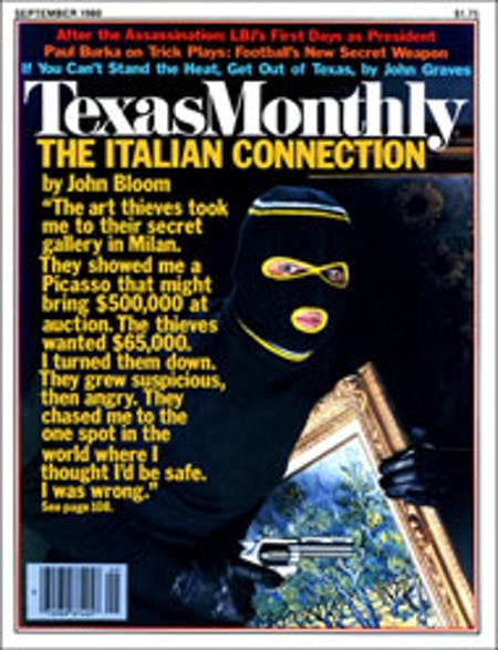 September 1980 issue cover