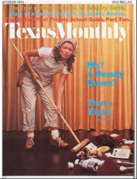 October 1974 issue cover