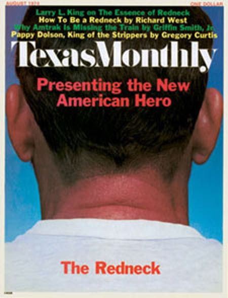 August 1974 issue cover
