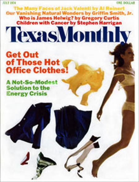 July 1974 issue cover