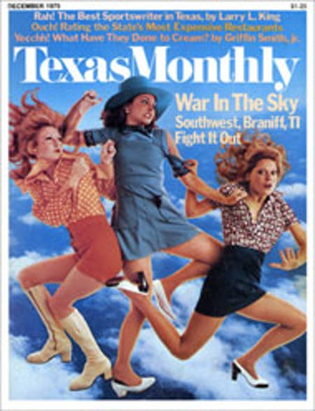 December 1975 issue cover
