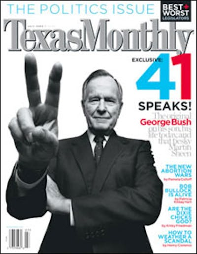 July 2003 Issue Cover
