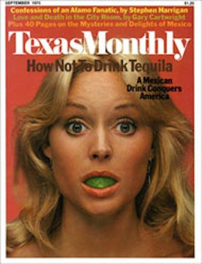 September 1975 Issue Cover