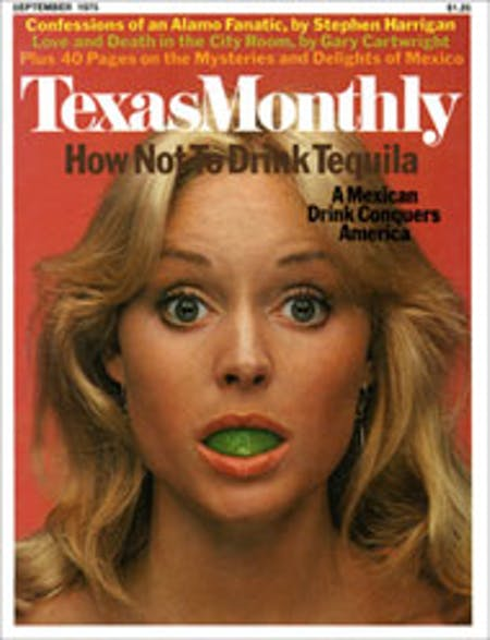 September 1975 issue cover