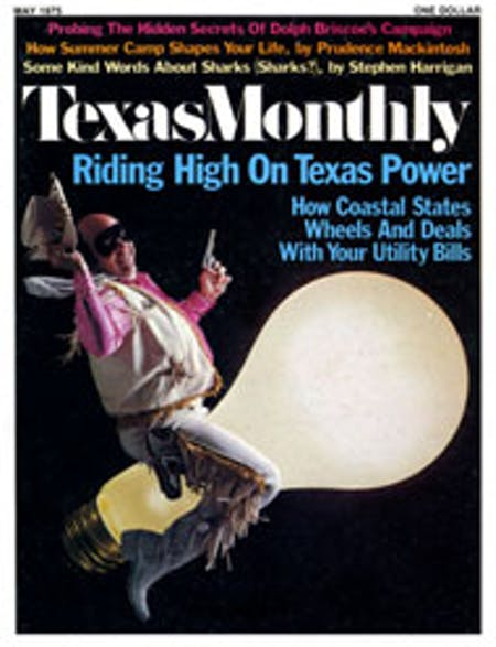 May 1975 issue cover