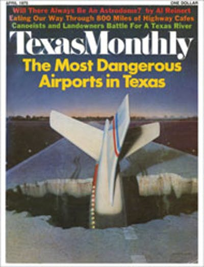 April 1975 Issue Cover