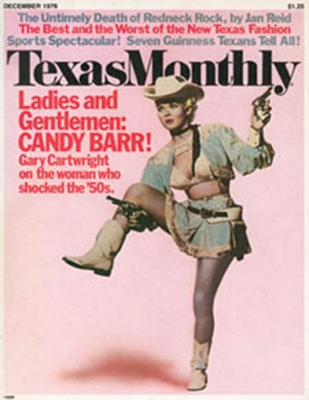 December 1976 issue cover