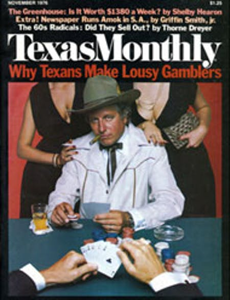 November 1976 issue cover