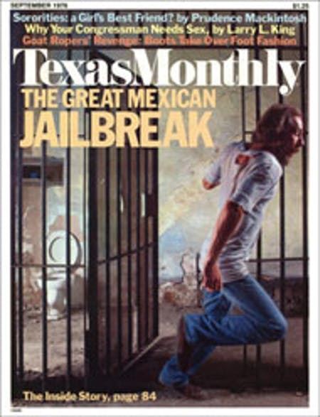 September 1976 issue cover