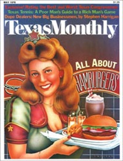 May 1976 Issue Cover
