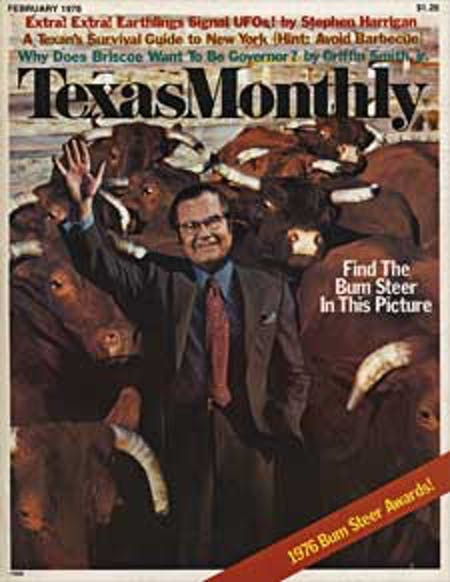 February 1976 issue cover